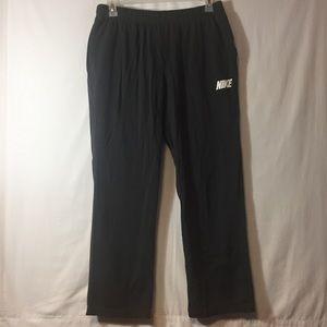 [Nike] sweatpants joggers workout gray men's XL